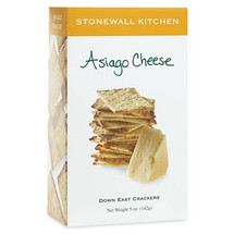 Asiago Crackers