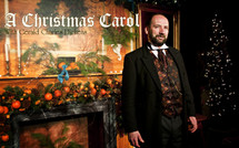 """""""A Christmas Carol"""" by Gerald Charles Dickens - Tuesday Nov. 27,2018 Nashua Community College Orchestra Seating"""