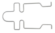 S3T4WC1: Super PASS® 3 Stainless Steel Wire Clip