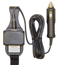 KC1-12: Key-Charger with 12 VDC vehicle power adapter