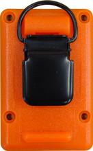BPLTXR-SS: LTX200 Back Plate Stainless Steel Grip-Clip
