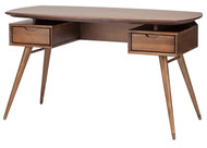 Walnut stain Office Desk