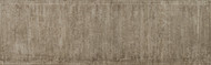 "2'-4"" X 7'-9"" 100% Viscose Taupe"