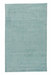 5' x 8' Area Rug Rectangle Aqua Teal Konstrukt Kelle KT06 Handmade Hand-Loomed