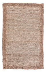 8' x 10' Area Rug Rectangle Beige Naturals Tobago Aboo NAT03 Handmade Hand-Woven