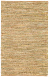 8' x 10' Area Rug Rectangle Beige Green Himalaya Canterbury HM11 Handmade Hand-Woven