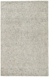 8' x 10' Area Rug Rectangle Gray Light Blue Britta Plus BRP04 Handmade Hand-Tufted