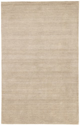 5' x 8' Area Rug Rectangle Tan Prine Adelia PRN02 Handmade Hand-Loomed Contemporary