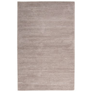 2' x 3' Area Rug Rectangle Silver Alfa ALF03 Handmade Hand-Tufted Transitional