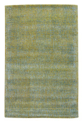 9' x 12' Area Rug Rectangle Blue Green Britta Plus BRP03 Handmade Hand-Tufted