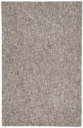 5' x 8' Area Rug Rectangle Gray Taupe Britta Plus BRP07 Handmade Hand-Tufted
