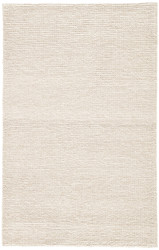 2' x 3' Area Rug Rectangle Cream Scandinavia Dula Braiden SCD24 Handmade Hand-Woven
