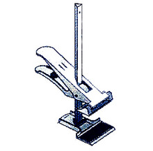 Cloth Clamp - Adjustable to 4.5""