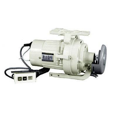 clutch motor for industrial sewing machines 110v