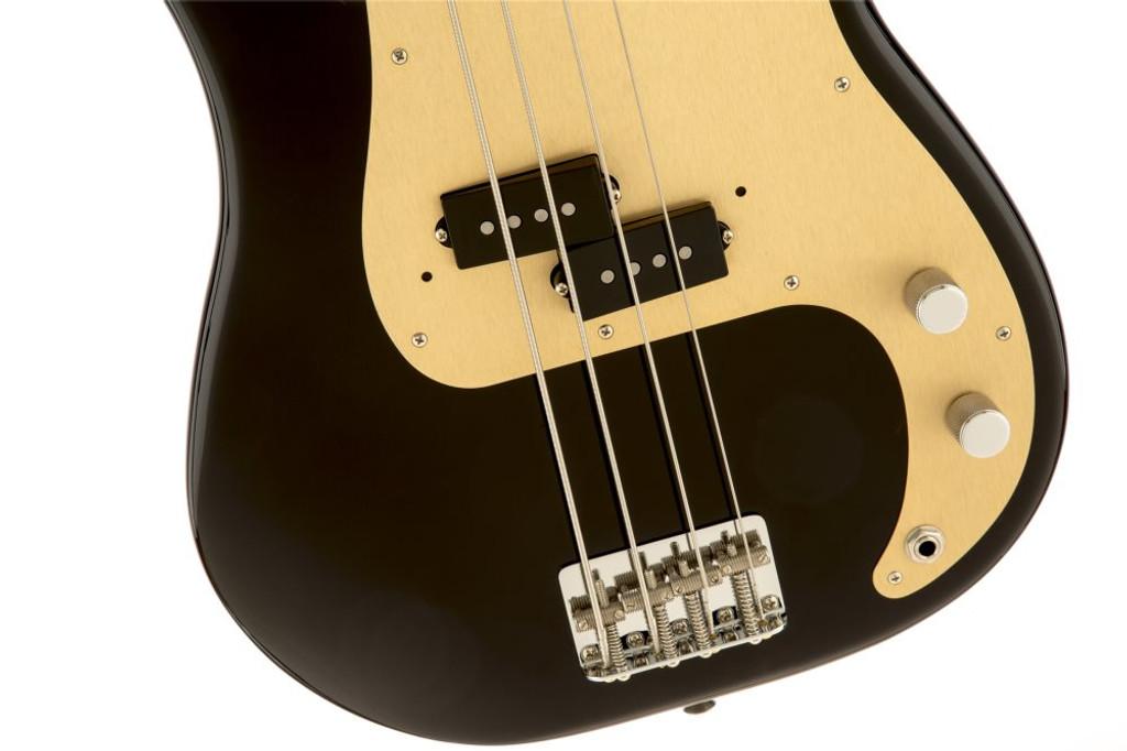 Fender 50's P Bass MN Blk- Pickup