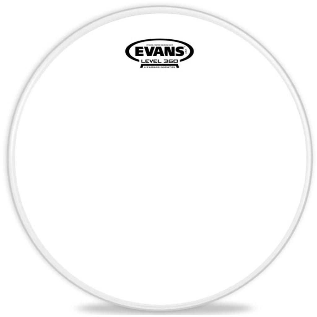 """Power Center Reverse Dot - Evans Snare Head - 14"""""""