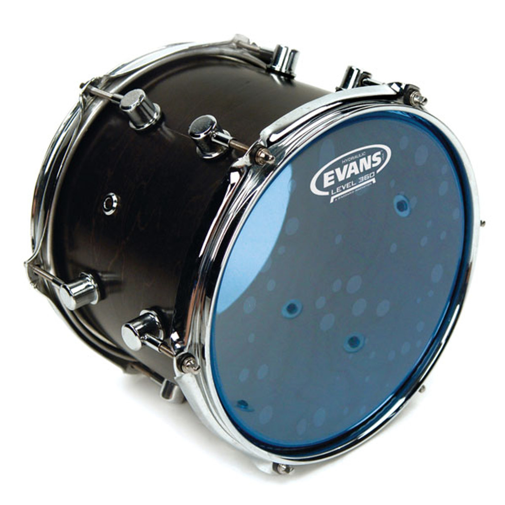 Hydraulic Blue - Evans Tom Head - 8""