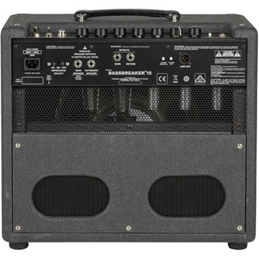 FENDER 2262000000 Bassbreaker 15 Combo