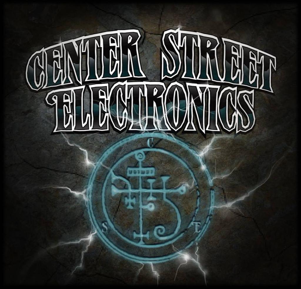 Center Street Electronics logo