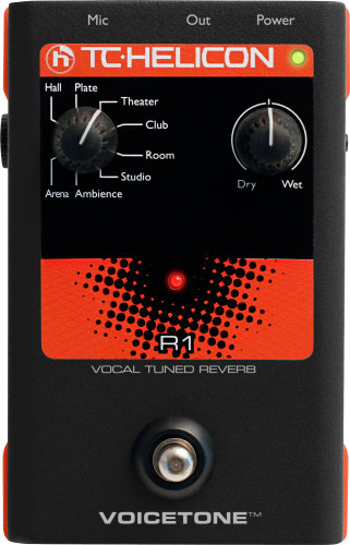 TC HELICON 996005011 VoiceTone R1
