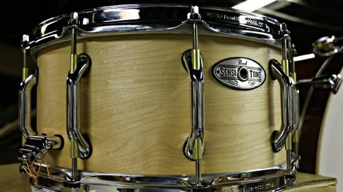 """PEARL STA1465MM 14"""" x 6.5"""" Premium Maple Sensitone Snare"""