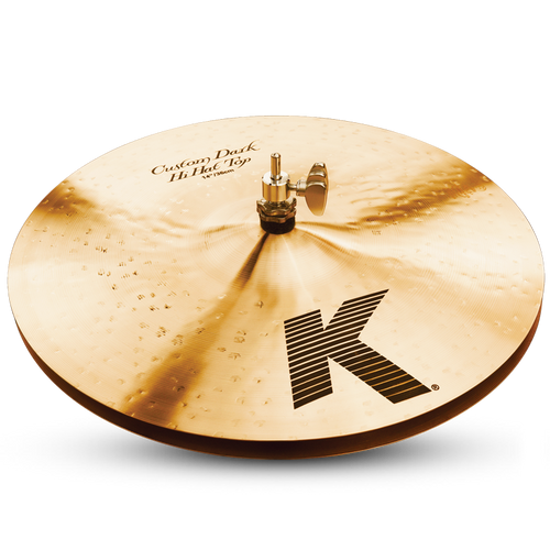 ZILDJIAN K Custom Dark Hi Hat set
