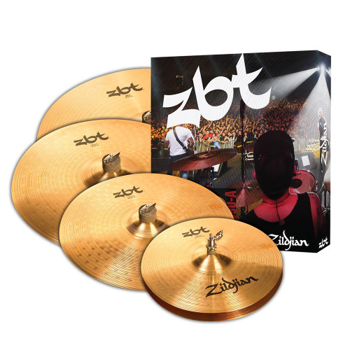 ZILDJIAN ZBTP390A 5 pc Cymbal Set