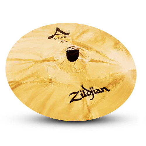 ZILDJIAN A20515 17 Inch A Custom Crash Brilliant