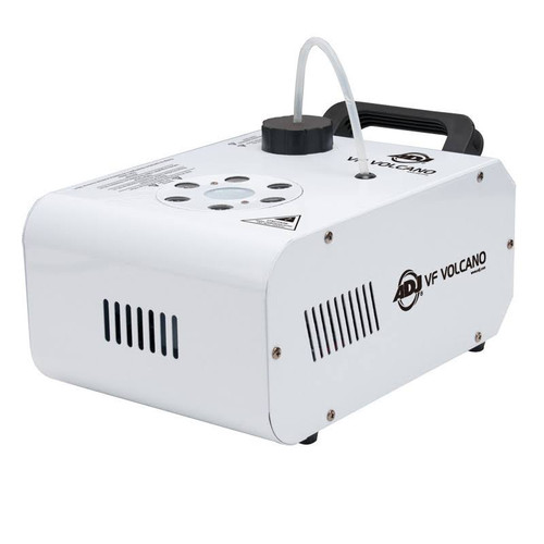 American DJ VFVOLCANO Vertical Fog Machine w/ color LED lights