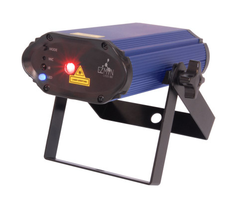 CHAUVET EZMLRBX EZ Mini Laser RBX