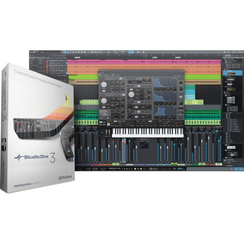 PRESONUS S1PRO3 Studio One 3 Professional