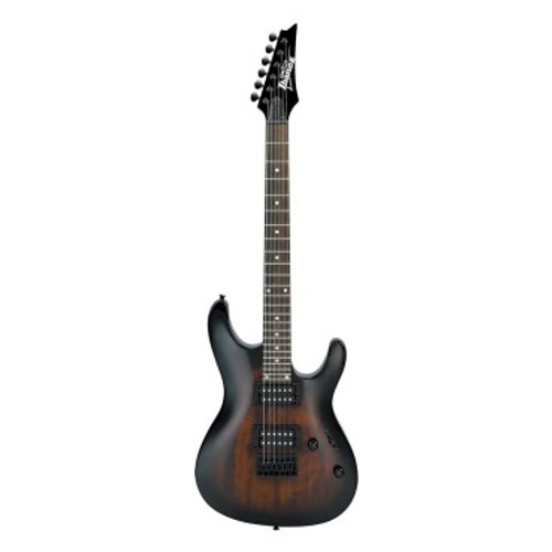 Ibanez GS221 Gio Series Electric Guitar, Chocolate Brown Sunburst
