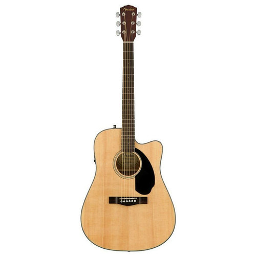 Fender CD60SCE Solid Top Acoustic Electric Guitar Thumbnail