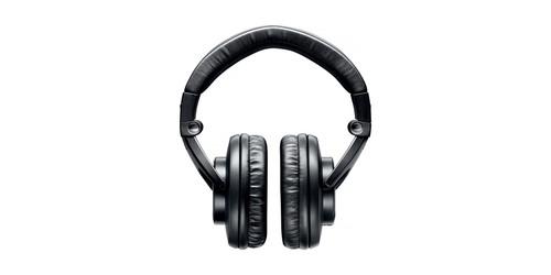 Shure SRH840 Professional Closed-Back Headphones