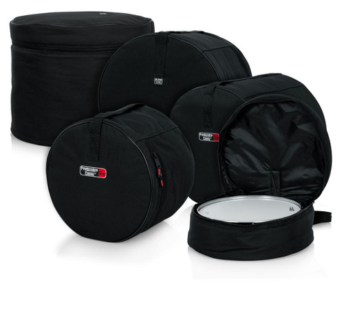 "GATOR 5pc Fusion Bag Set w/16"" Floor Tom"