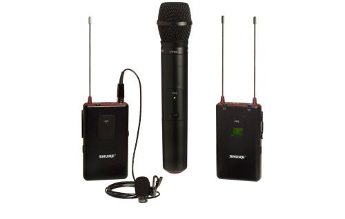 Shure FP1583 Camera Lavalier Wireless System