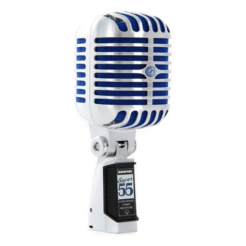 SHURE Super 55 Deluxe Microphone