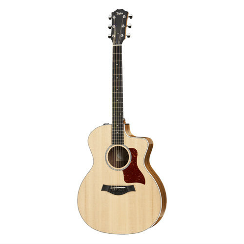 Taylor 214CEDLX Grand Auditorium Acoustic Electric- Cutaway