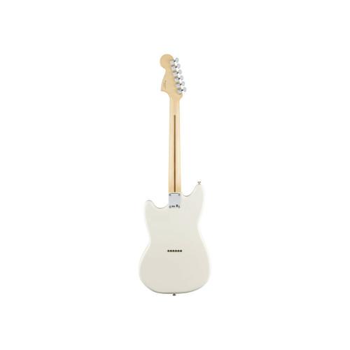 Fender Mustang Rear Facing