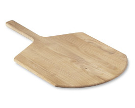"Custom Pizza Peel made of Alder Wood 24""x14"""