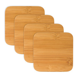 Custom Bamboo Coasters