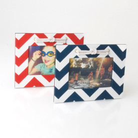 All American Handcrafted Fabric Photo Frame 4x6