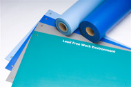 """Dualmat Static Dissipative Mat (3640)- 36"""" x 40' Roll, Multiple colors available"""