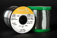 Indium, 52905-0454, No-Clean 63/37 Wire Solder, CW-807, .032 dia.