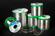 Indium, WIREFC-53410-0454 63/37 Wire Solder CW-807, No Clean, 1% Flux, .020 Dia , 1lb spool