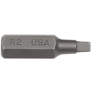 #1 Square Recess Screwdriver Replacement Bit