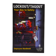 104109 LOTO: YOUR KEY TO SAFETY, EMP BOOKLET EN