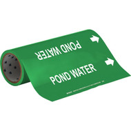 15557 Roll Form Pipe Markers