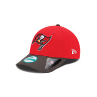 Youth Tampa Bay Buccaneers New Era Red League 9FORTY Adjustable Hat