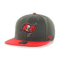 Men's Tampa Bay Buccaneers Super Shot Two Tone Hat